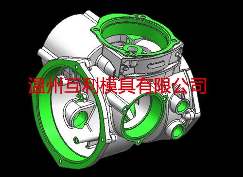 温州压铸厂低压铸造工艺设计